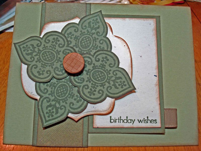 GreenBirthdayCard
